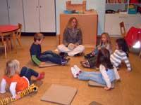 In Kleingruppen spielerisch Englisch lernen